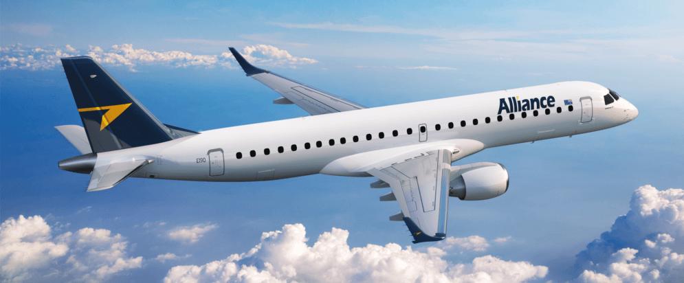 Alliance Airlines Embraer Bravo Passenger Solutions
